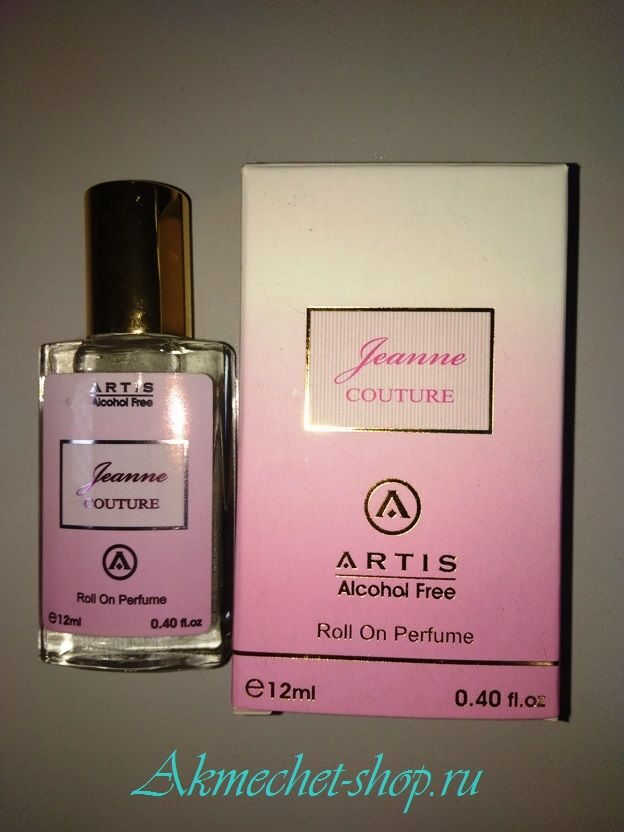 Духи ARTIS - Jeanne couture 12 ml №259
