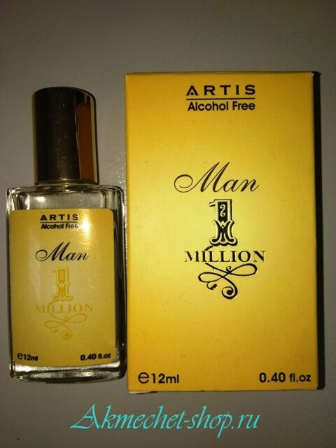Духи ARTIS - MAN 1 MILLION 12 ml №111