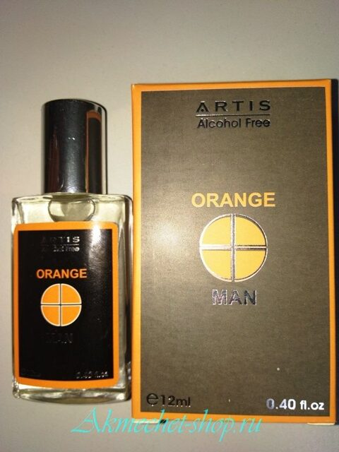 Духи ARTIS - Orange MAN 12 ml №150
