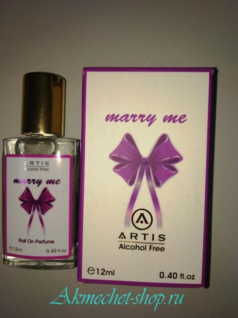 Духи ARTIS - Marry me 12 ml №222