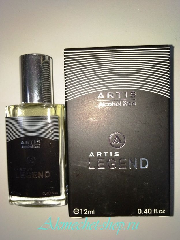 Духи ARTIS - LEGEND 12 ml №134